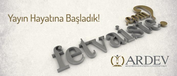 fetvaiste.com Yayın Hayatına Başladı